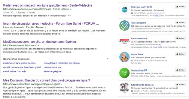 Communication digitale et médecine