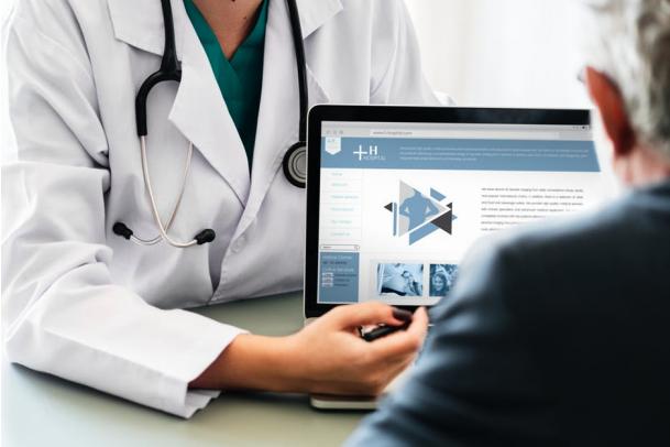 Communication digitale dans le secteur médical