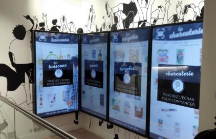 Phygitalisation - digitalisation point de vente