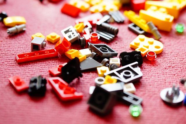 Master Communication - Lego
