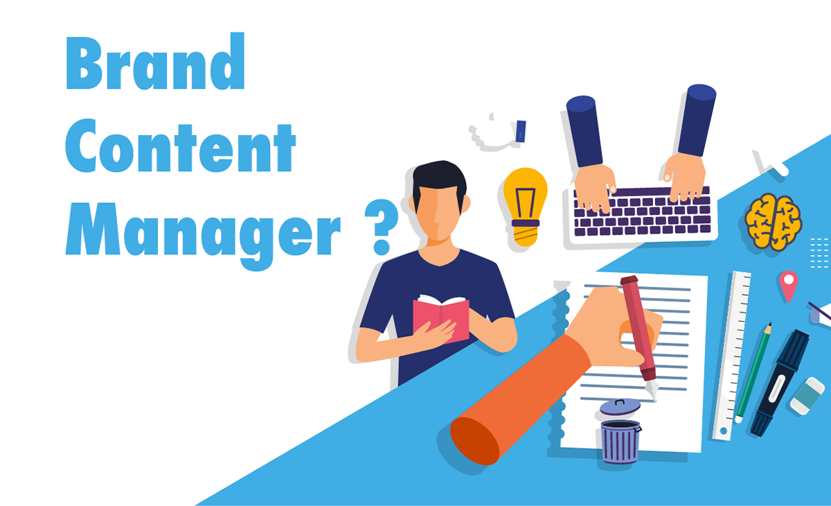Brand Content Manager ?