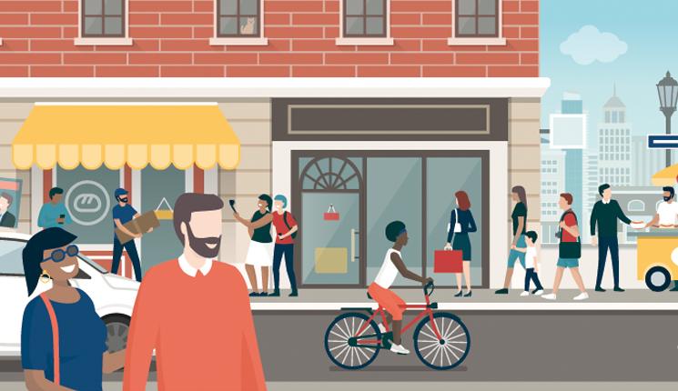 La communication locale : un moyen de booster le trafic en point de vente