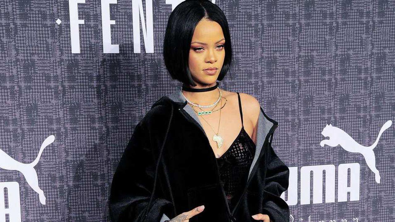 Collaboration Artiste Marque Rihanna Puma